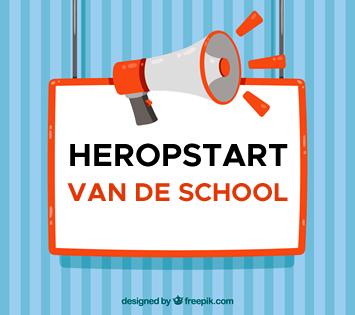 Basisschool Ursulinen | Heropstart van de school (UPDATE 15/5)